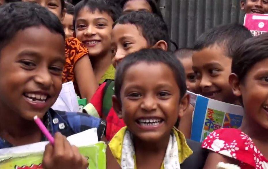 lokman ali children in free school