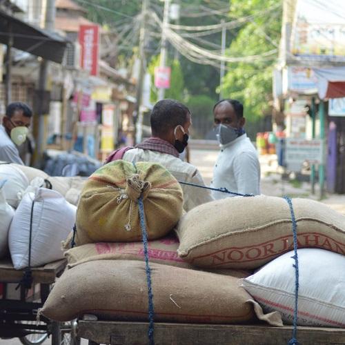 CSR Window Bangladesh donating food in Natore Bangladesh