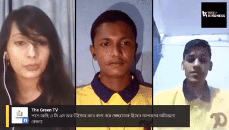 #VoiceofKindness (VoK) Ep12: Mohammad Samir and Md Milon Hossain | CSR Window Bangladesh