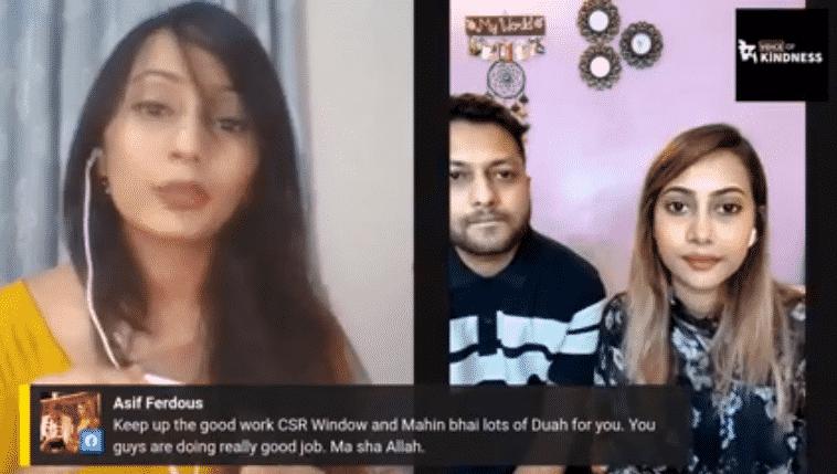 #VoiceofKindness (VoK) Ep13: Umme Sumaya and Tuhin Islam | CSR Window Bangladesh