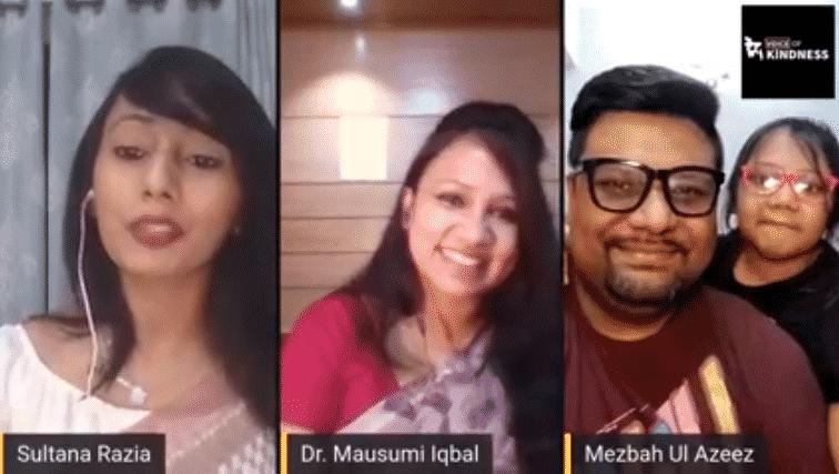 Voice of Kindness (VoK) Ep#5: Dr Mausumi Iqbal | CSR Window Bangladesh