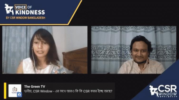 #VoiceofKindness (VoK) Ep#7: Sufian Chowdhury | CSR Window Bangladesh