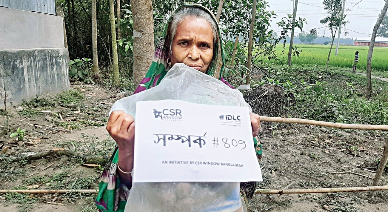 News by The Daily Star: CSR Window Bangladesh takes commendable steps to battle the coronavirus pandemic