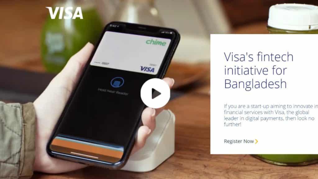 CSR News: Visa launches Initiative for Fintech Startups in Bangladesh