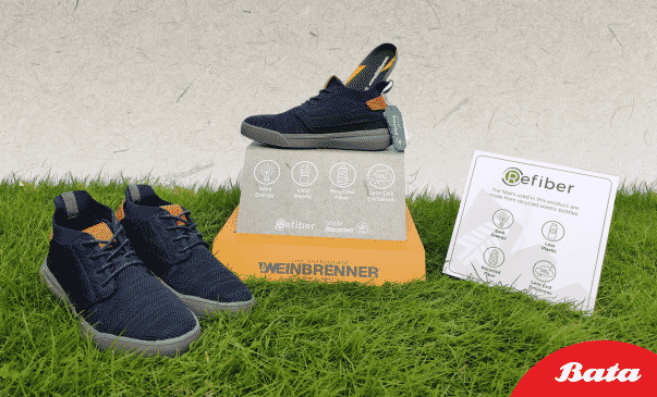 bata launches eco friendly shoes