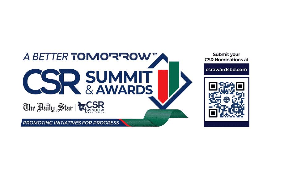 CSR Summit & Awards 2021 logo